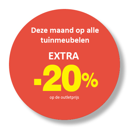 Extra korting Outlet
