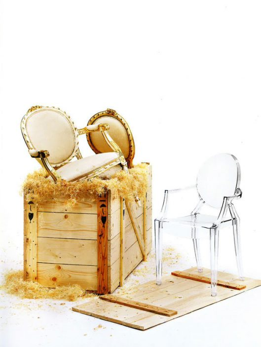 Ghost Chair Kartell